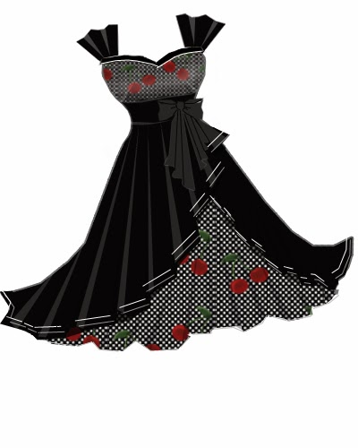 Plus Size Rockabilly Dress Designs Contest Entries 11 1