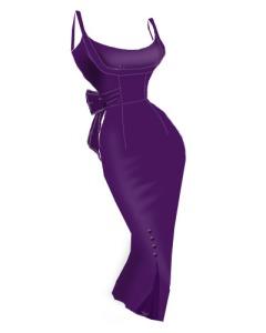 retro,rockabilly,purple,dress,plussize