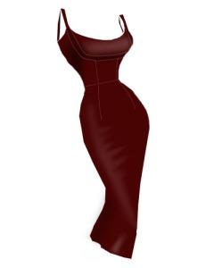 rockabilly,wiggle,dress,red