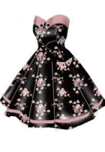 Rockabilly designs by www.blueberryhillfashions.com