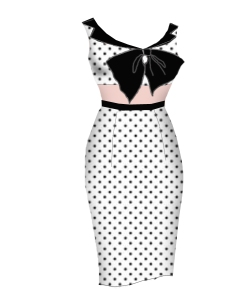 Check out www.blueberryhillfashions.com for more cute Rockabilly designs