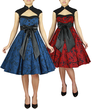 Rockabilly Plus size Dresses ONLY 49.95 | rockabillybeehive