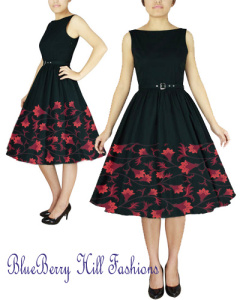 rockabilly,dress