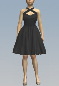 rockabilly,-all-black,-dres
