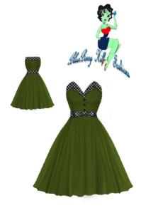 green,dress,blueberryhillfa