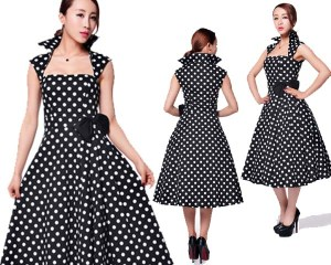 rockabillydress-polkadotdress-pinupdress-plussizeretrodress-chicstar