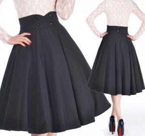 rockabillyskirt-blackskirt