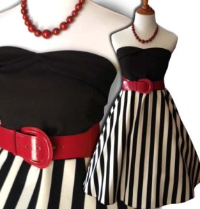 rockabillystripedress-pinupclothing