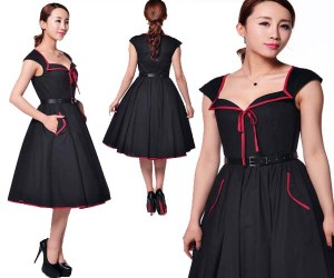 rockabilly,retro,dress