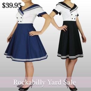Rockabilly Dress - Rockabilly Clothing- Rockabilly wholesale