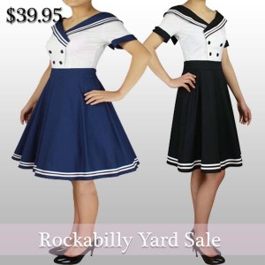 Rockabilly Dress - Rockabilly Clothing- Rockabilly wholesale