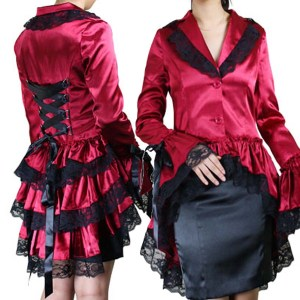 bustlecoat-victorianclothing-gothiccoat - Copy