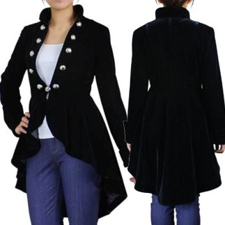 steampunk-coat-velvet-coat