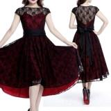 reddress-redlacedress