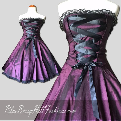 corset-dress-halloweendress-purple