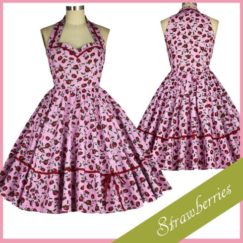 stawberrydress